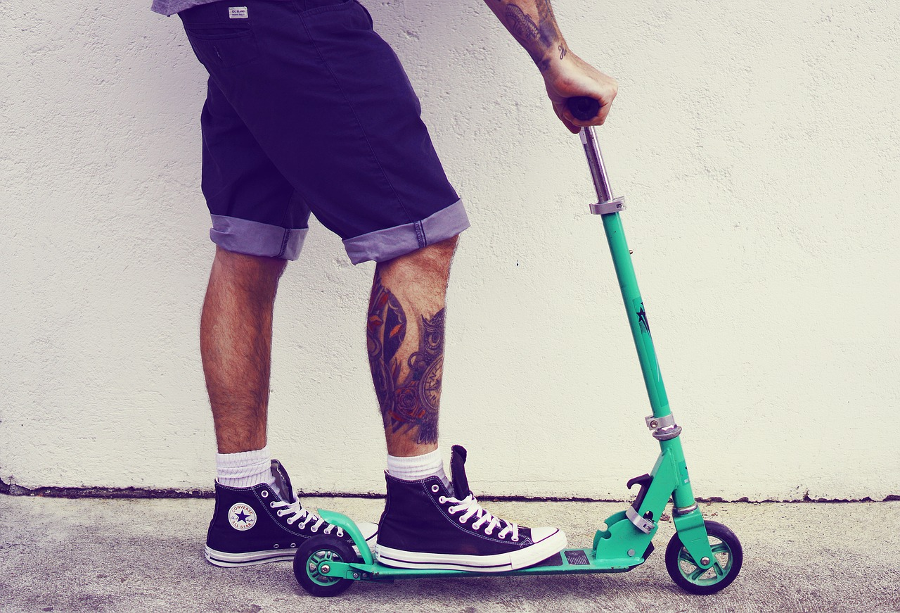 scooter-1605608_1280