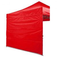 стенки к шатру красный