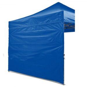 стенки к шатру синий