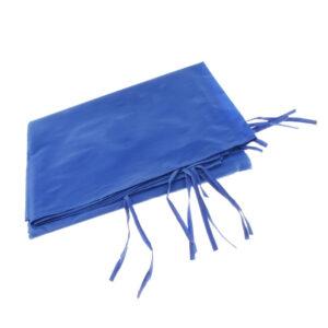 стенки к шатру фото синий