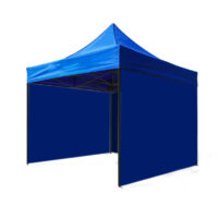 стенки к шатру 2 на 2 синий