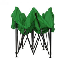 шатер 3 на 3 зеленый 2