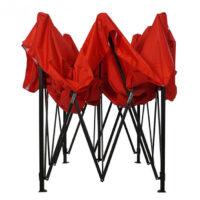 шатер 3 на 3 красный 2